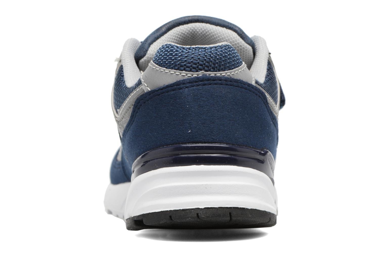 Baskets Canguro C57460 Bleu vue droite