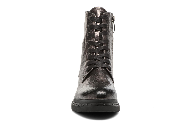Bottines et boots Tamaris Ella Argent vue portées chaussures