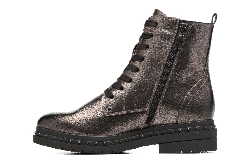 Bottines et boots Tamaris Ella Argent vue face