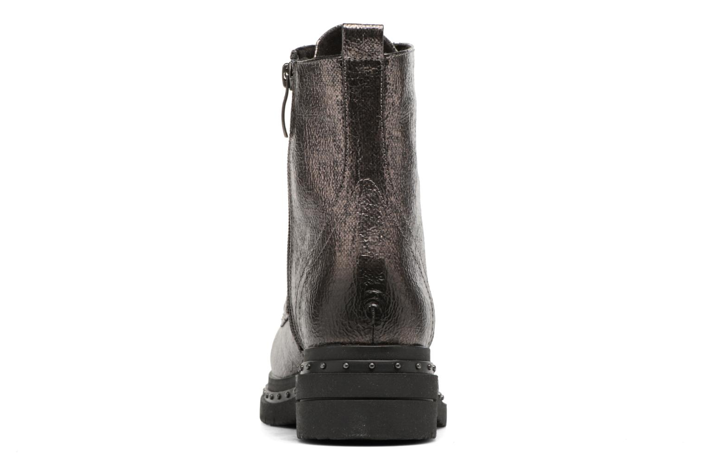 Bottines et boots Tamaris Ella Argent vue droite