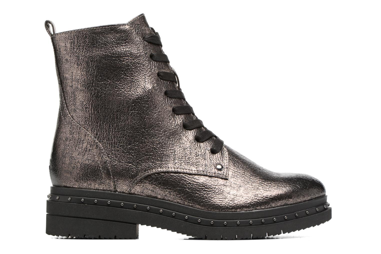 Bottines et boots Tamaris Ella Argent vue derrière