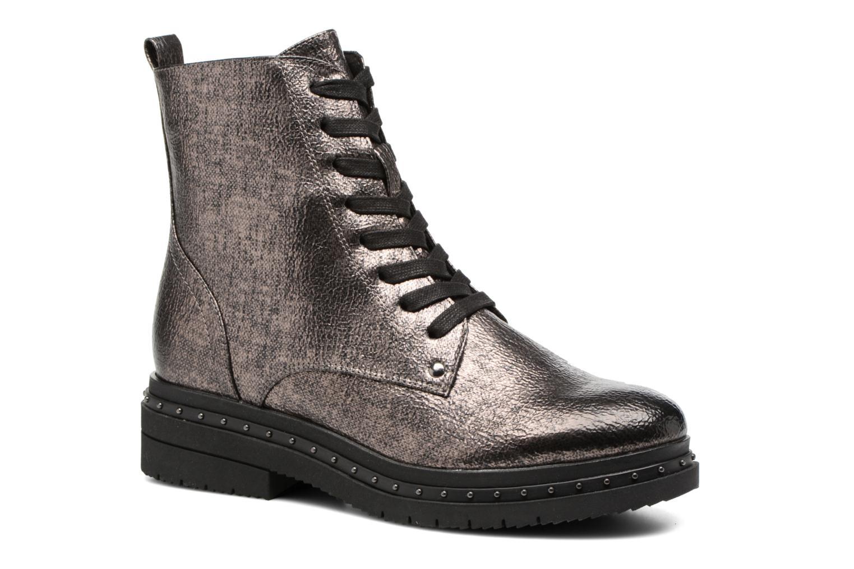 Bottines et boots Tamaris Ella Argent vue détail/paire