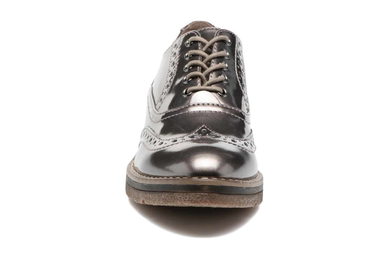 Chaussures à lacets Tamaris Mya Gris vue portées chaussures