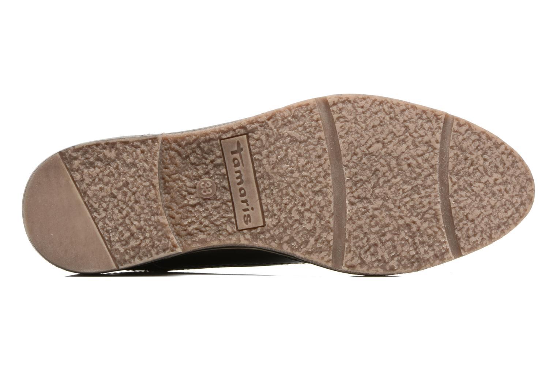 Chaussures à lacets Tamaris Mya Gris vue haut