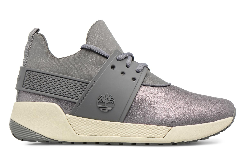 Sneaker Timberland Kiri Fly Chukka grau ansicht von hinten