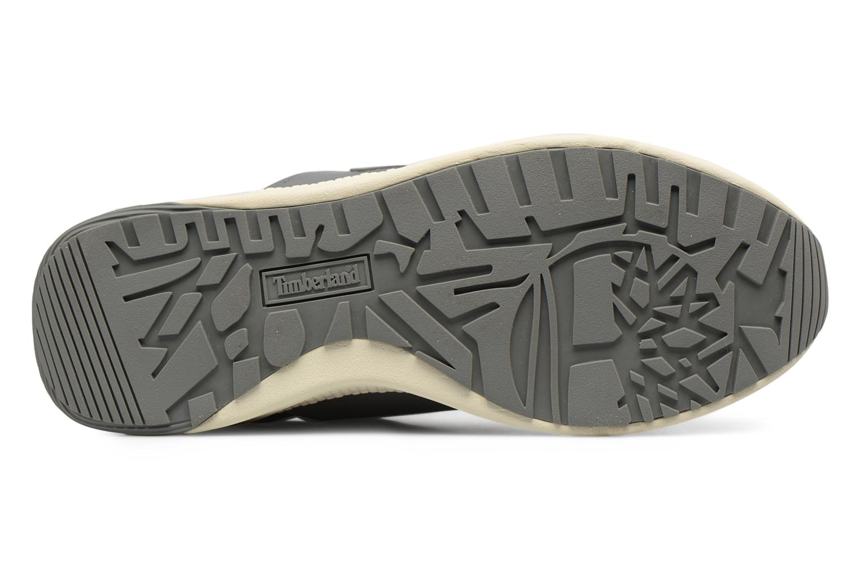 Sneaker Timberland Kiri Fly Chukka grau ansicht von oben