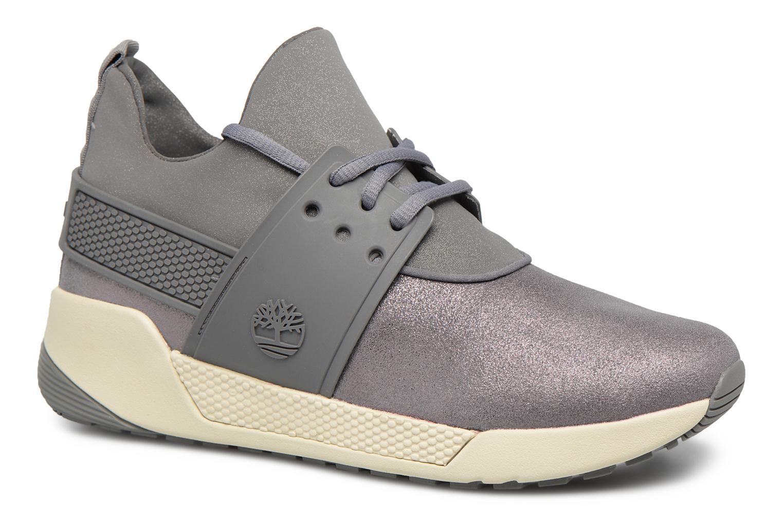 Sneaker Timberland Kiri Fly Chukka grau detaillierte ansicht/modell