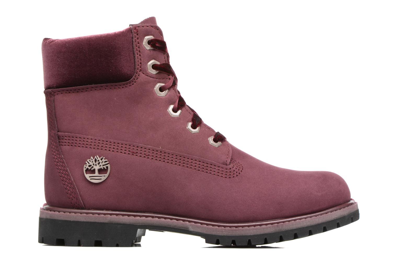 Bottines et boots Timberland 6in Premium WP Boot L/F- W Violet vue derrière