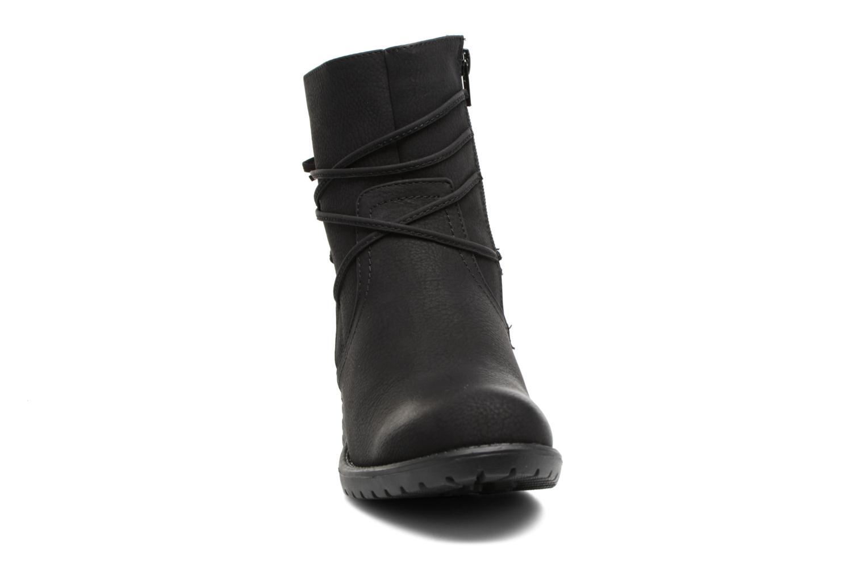 Bottines et boots Bullboxer Manona Noir vue portées chaussures
