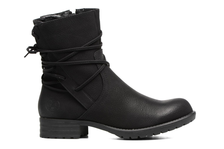Boots en enkellaarsjes Bullboxer Manona Zwart achterkant