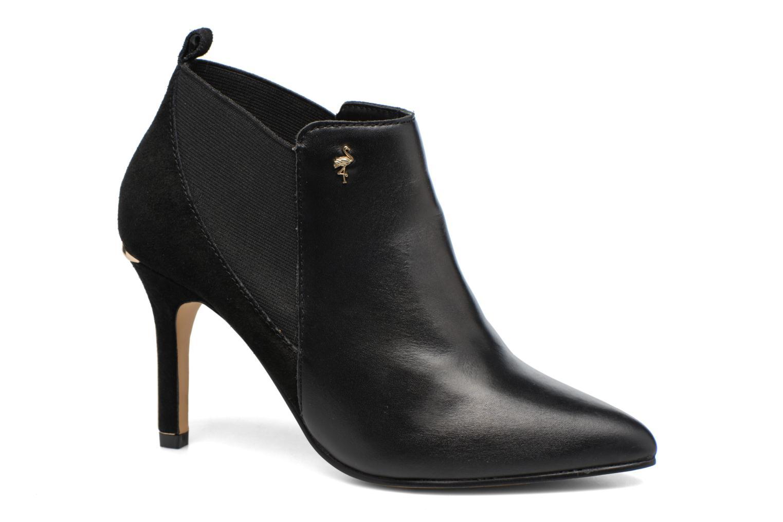 Menbur Millars (Noir) - Bottines et boots chez Sarenza (304133)