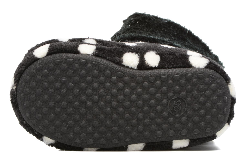 Pantoffels Minnie Spinato Zwart boven