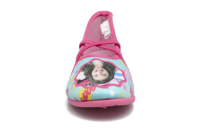 Chaussons Soy Luna Sanadora Rose vue portées chaussures