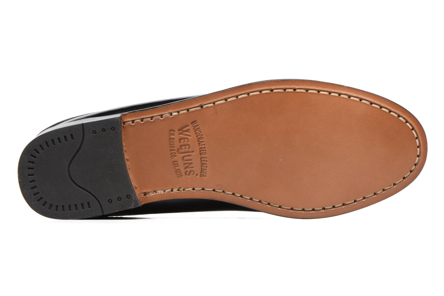 Weejun WMN Penny Slide 000 Black Leather