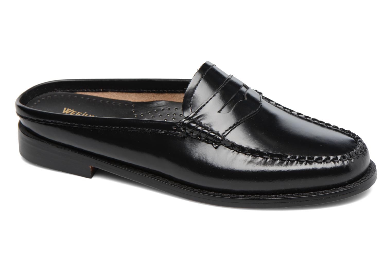 Weejun WMN Penny Slide 000 Black Leather