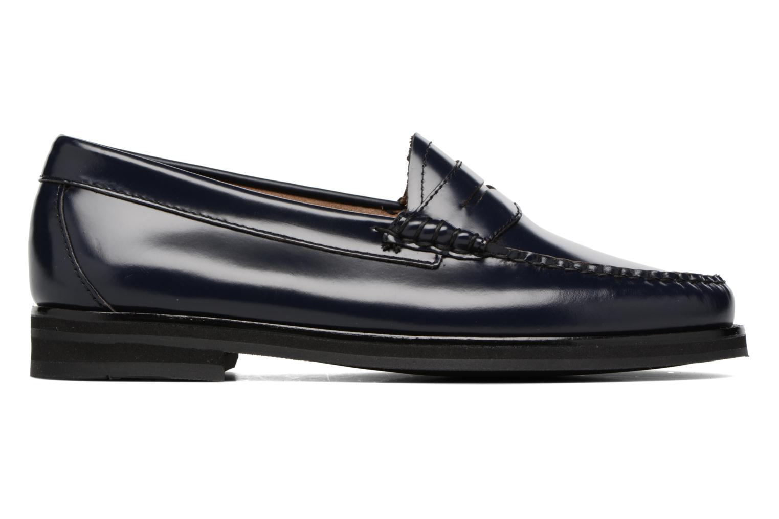 Loafers G.H. Bass Weejun WMN Penny Blue back view