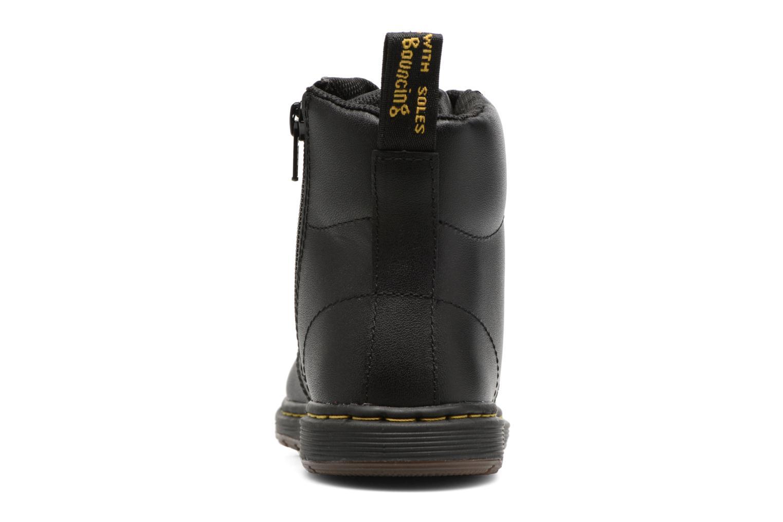Bottines et boots Dr. Martens Malky J Noir vue droite