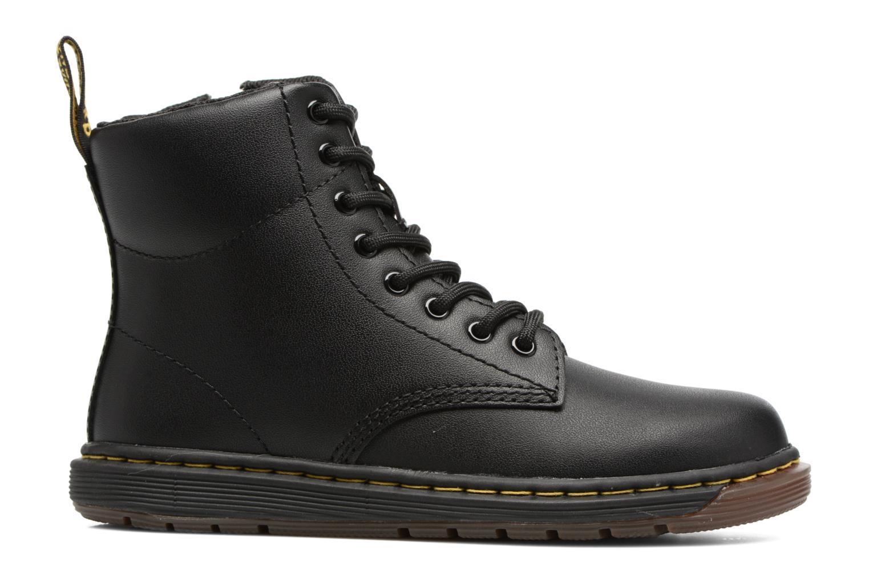 Bottines et boots Dr. Martens Malky J Noir vue derrière