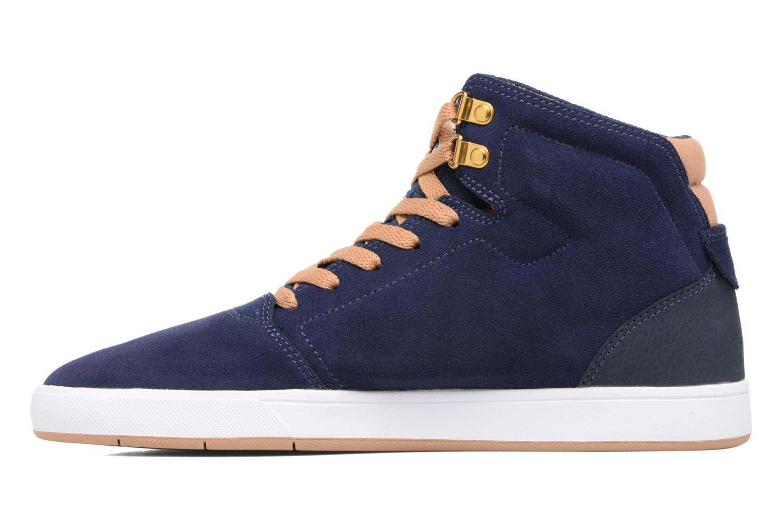 Baskets DC Shoes Crisis High Bleu vue face