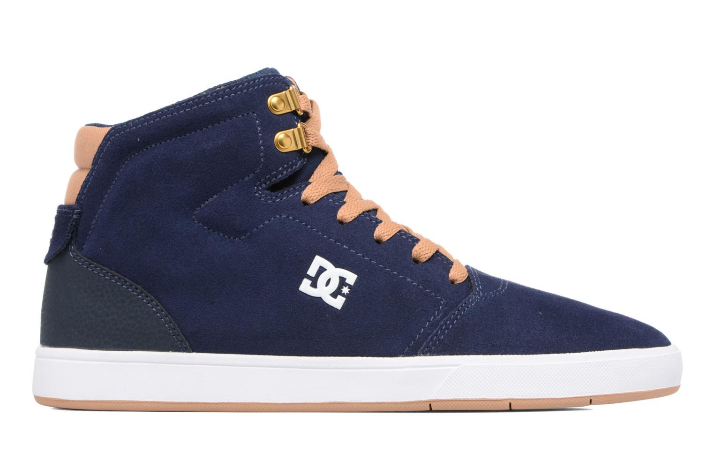 Baskets DC Shoes Crisis High Bleu vue derrière