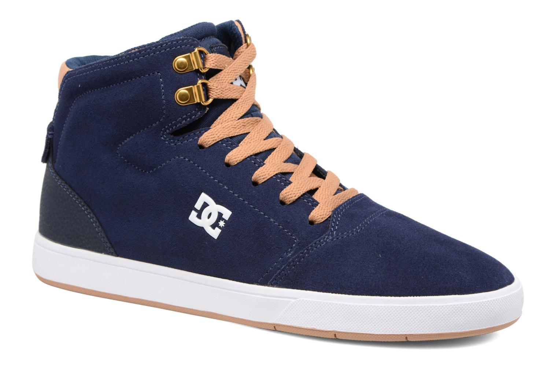 Baskets DC Shoes Crisis High Bleu vue détail/paire