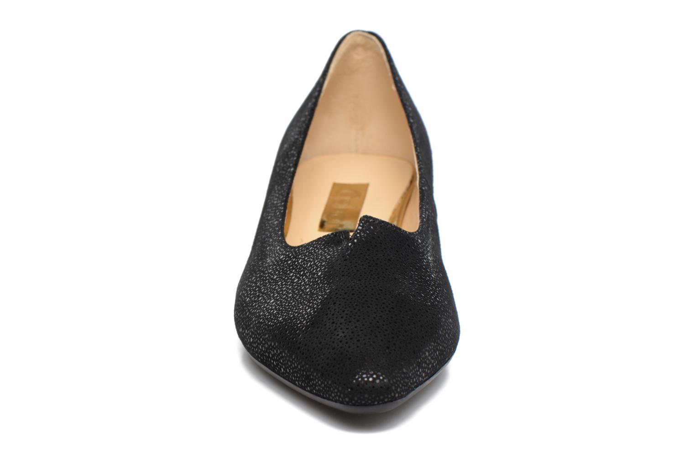 Ballerines Gabor Gabriellana Noir vue portées chaussures