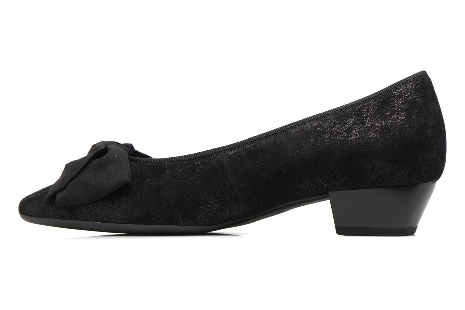 Ballet pumps Gabor Mayana Black front view