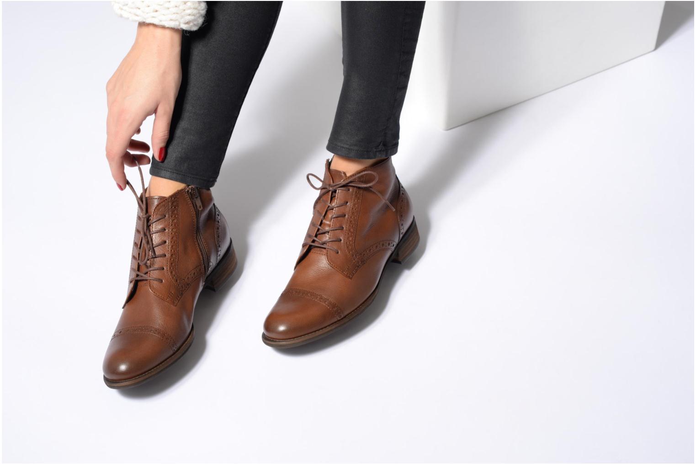 Boots en enkellaarsjes Gabor Alina Bruin onder