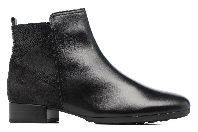 Bottines et boots Gabor Luisa Noir vue derrière