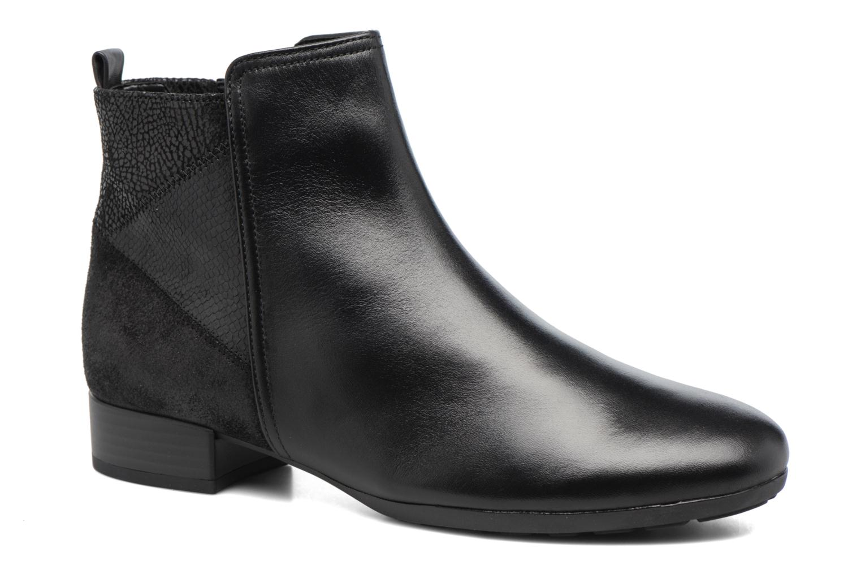 Bottines et boots Gabor Luisa Noir vue détail/paire