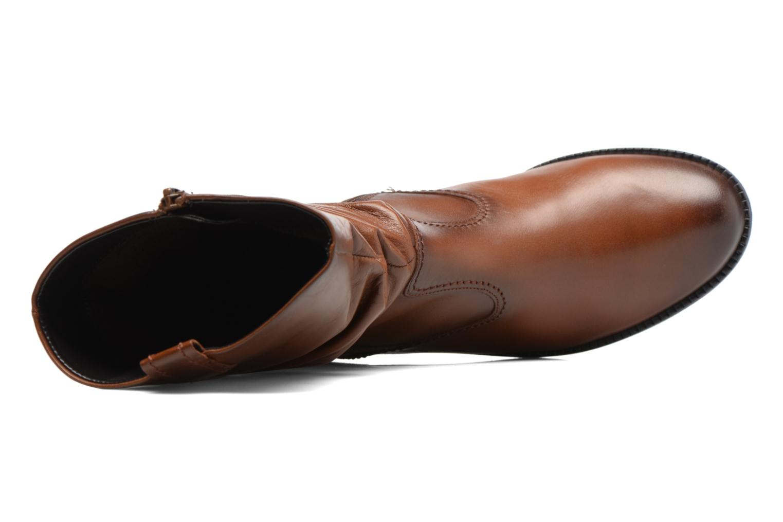 Stiefel Gabor Kiara braun ansicht von links