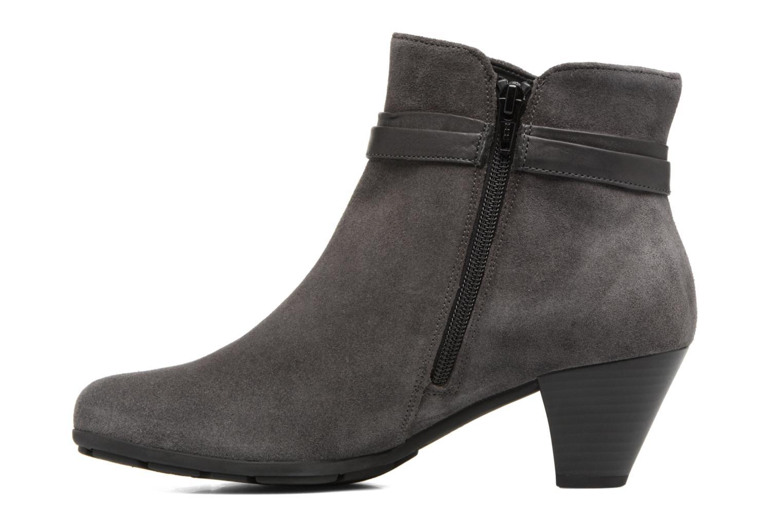 Bottines et boots Gabor Anika Gris vue face