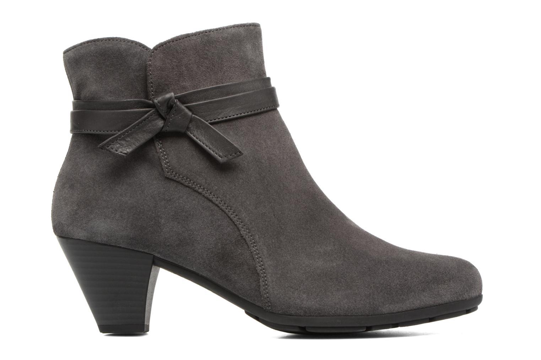 Bottines et boots Gabor Anika Gris vue derrière