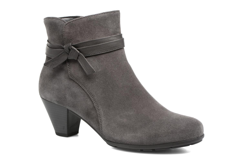 Bottines et boots Gabor Anika Gris vue détail/paire