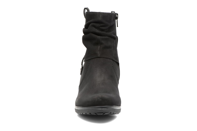 Stiefeletten & Boots Gabor Celina schwarz schuhe getragen