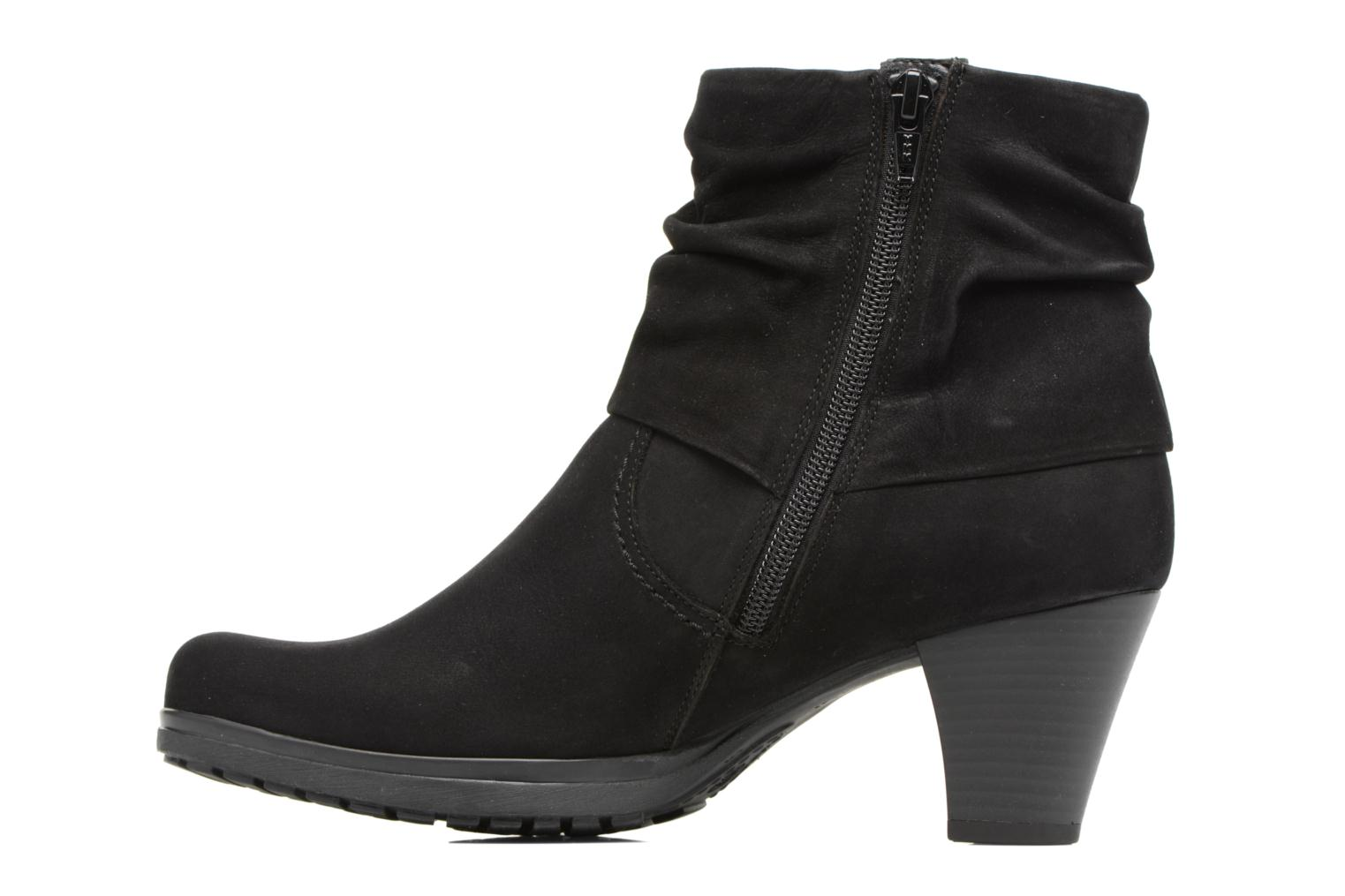 Ankle boots Gabor Celina Black front view