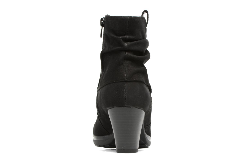 Stiefeletten & Boots Gabor Celina schwarz ansicht von rechts