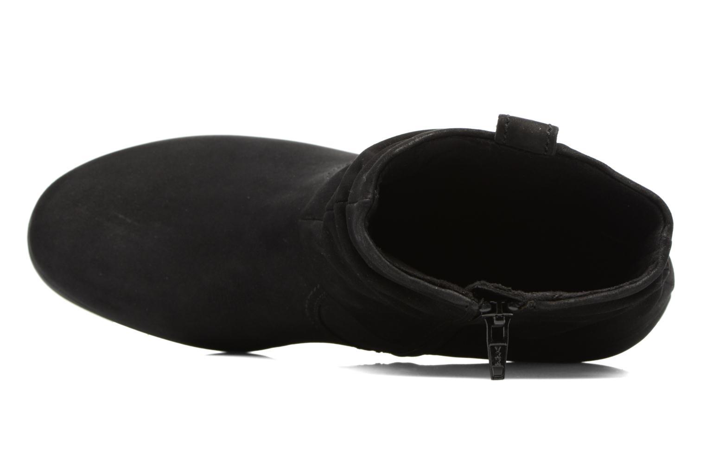 Stiefeletten & Boots Gabor Celina schwarz ansicht von links