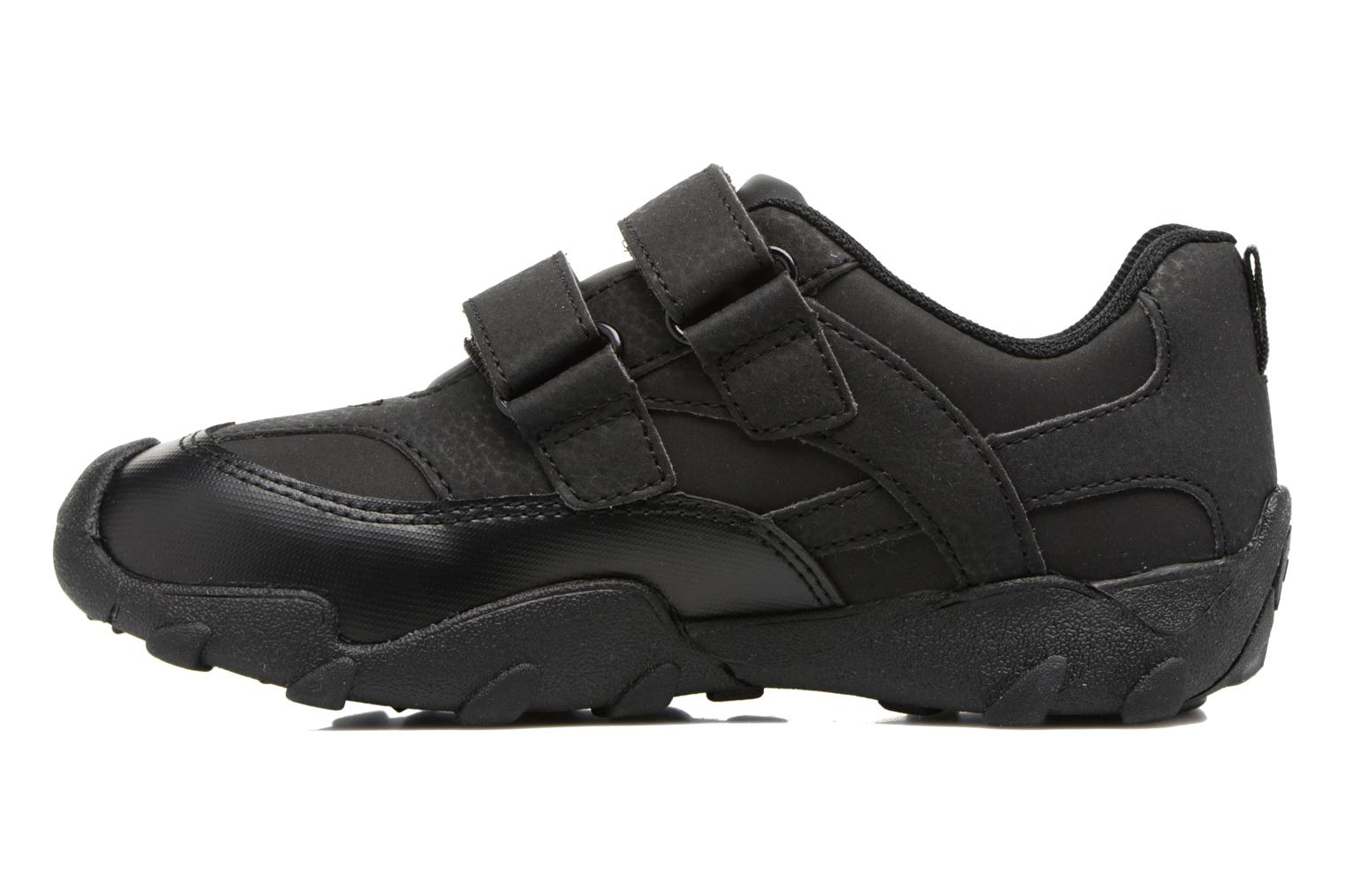 Trainers Pediped Highlander Black front view