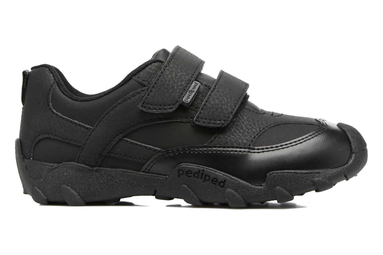 Trainers Pediped Highlander Black back view