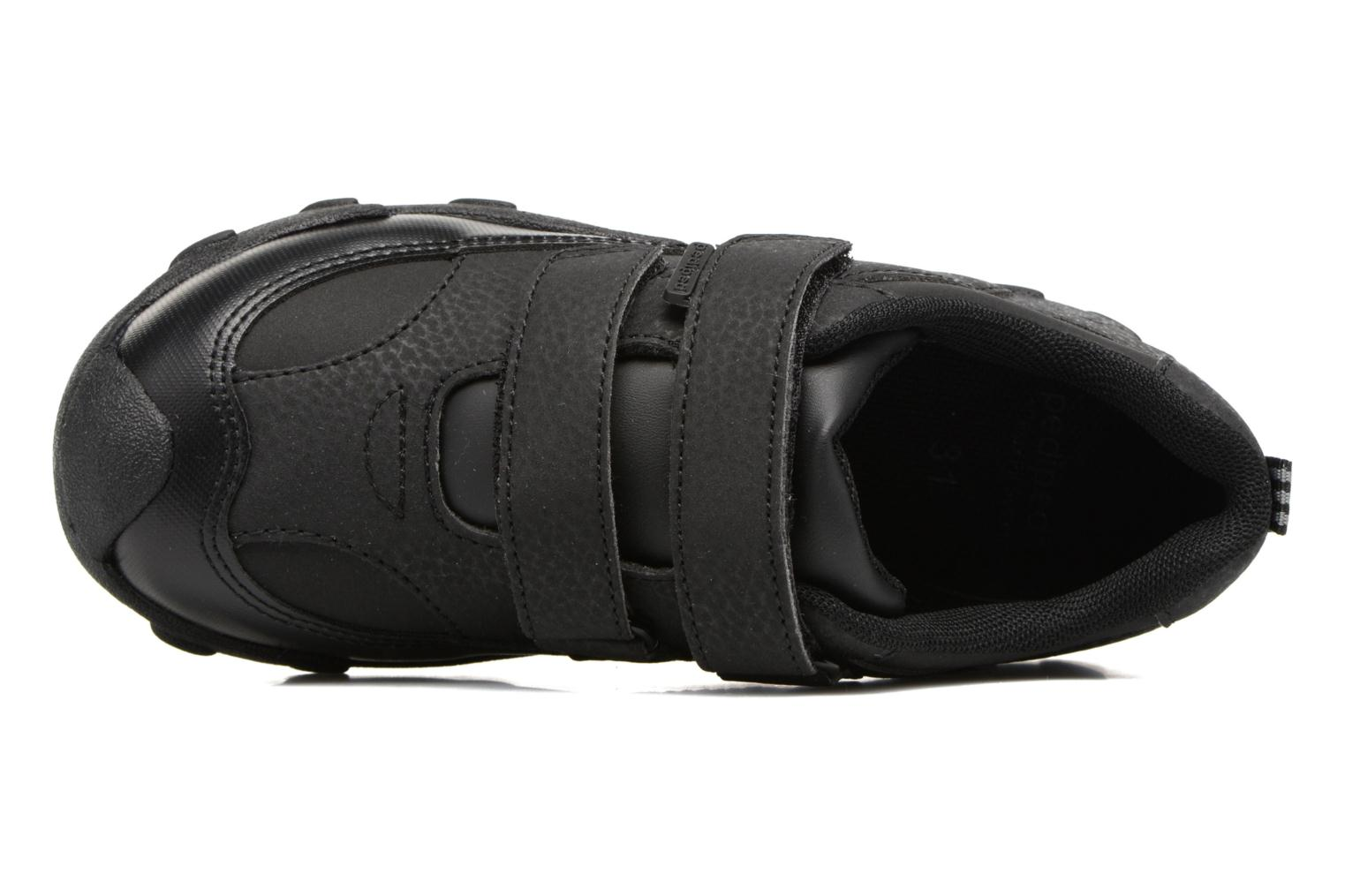 Trainers Pediped Highlander Black view from the left