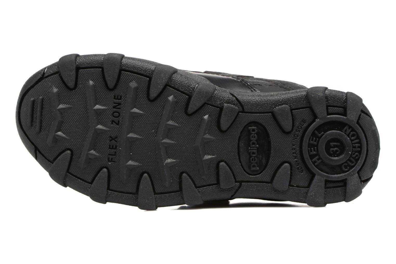 Sneakers Pediped Highlander Nero immagine dall'alto