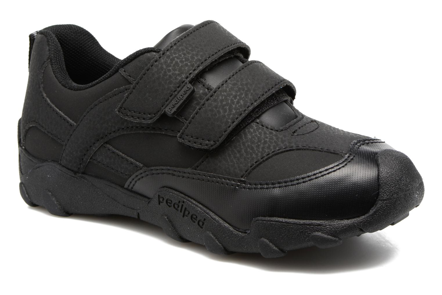 Trainers Pediped Highlander Black detailed view/ Pair view