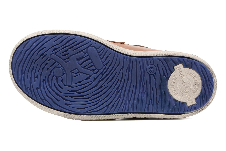 Sneakers Noël Yuan ST Marrone immagine dall'alto