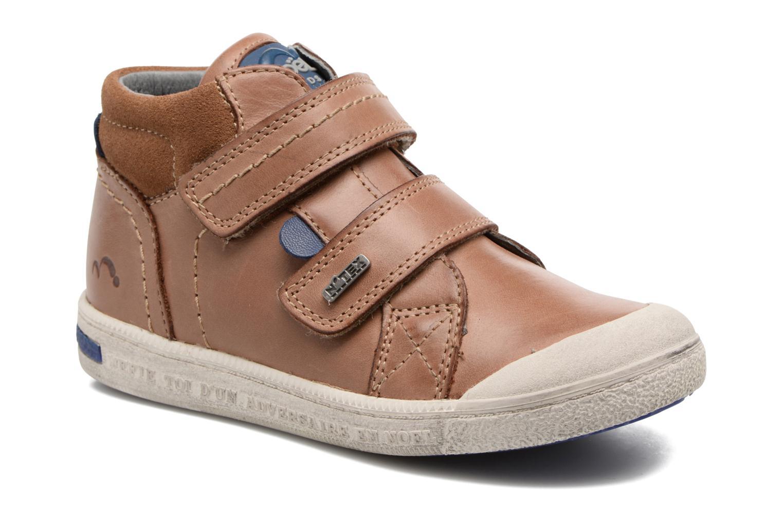 Sneakers Noël Yuan ST Marrone vedi dettaglio/paio