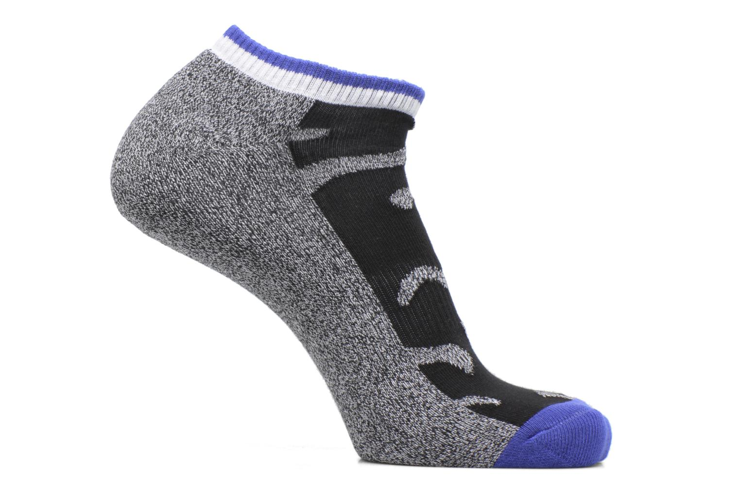 Socken & Strumpfhosen Happy Socks Athletic Papercut Low grau detaillierte ansicht/modell
