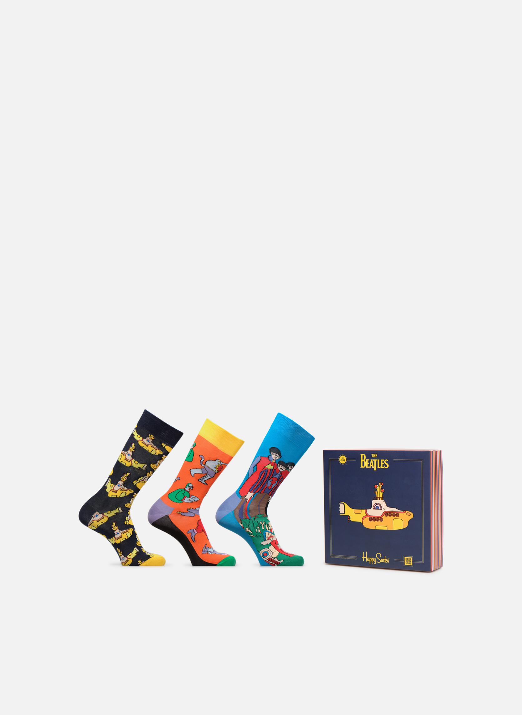Chaussettes et collants Accessoires Happy Socks x The Beatles Lot de 3