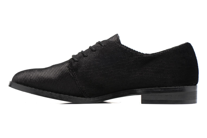 Chaussures à lacets Vero Moda Sofus Shoe Noir vue face