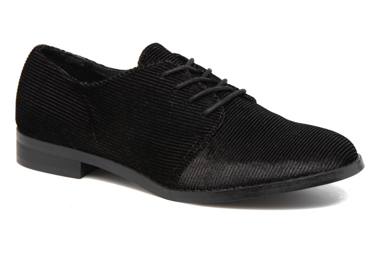 Chaussures à lacets Vero Moda Sofus Shoe Noir vue détail/paire