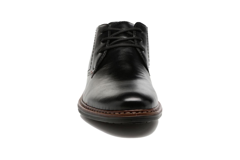Chaussures à lacets Rieker Sami 17613 Noir vue portées chaussures